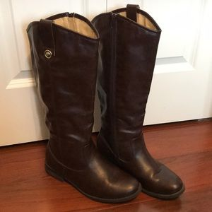 Marie's is brown riding boots MADDY women's 8 EUC!
